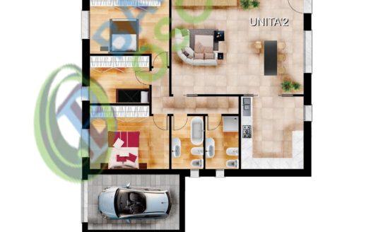 Unità 2 – Condominio ad Albignasego (S.Tommaso)