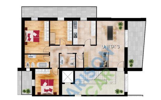 Unità 3 – Condominio ad Albignasego (S.Tommaso)