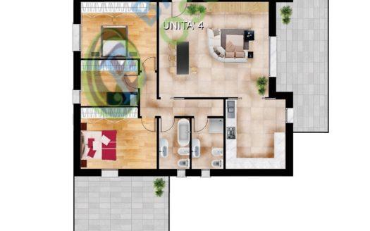 Unità 4 – Condominio ad Albignasego (S.Tommaso)