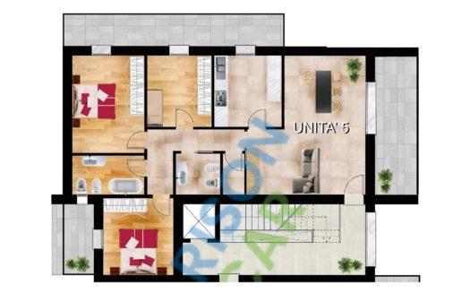 Unità 5 – Condominio ad Albignasego (S. Tommaso)