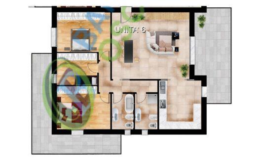 Unità 6 – Condominio ad Albignasego (S. Tommaso)